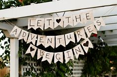 Let the adventures begin Banner by BreezebotPunch