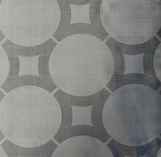 elements circle silver