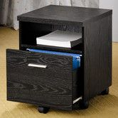 Found it at Wayfair - Cascade 1-Drawer Mobile File Cabinet