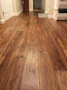 Malted Ale Strand Woven Eucalyptus Flooring – Wood effect floor tiles – Wood Craft Wide Plank Flooring, Engineered Hardwood Flooring, Basement Flooring, Wooden Flooring, Flooring Ideas, Best Kitchen Flooring, Laminate Plank Flooring, Best Wood Flooring, Wood Floor Kitchen
