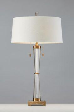 【Lightingest】Modern American houses club hotel desk lamp             【最灯饰】4月新品 现代美式纤细精致高端家居板房酒店会所台灯