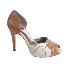 Cute work shoes