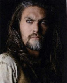 """He could be any sexy shifter, in any good book....lol  (Jason Momoa, still from the movie """"Wolves"""" 2013)"""