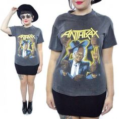 Authentic Slayer Tour Tshirts