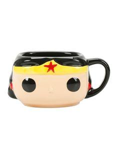Funko DC Comics Wonder Woman Pop! Mug