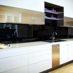 new kitchen backsplash ideas & designs – light transmitting