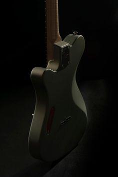 Tao Guitars T-Bucket - the world best designed tele style guitar