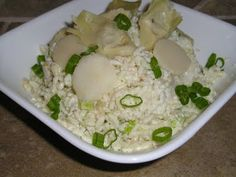 """""""Rice-a-roni"""" salad, low salt version from """"Please don't pass the salt!"""""""