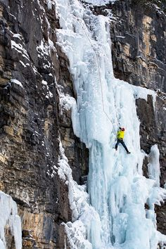 Ice Climbing in the Ecrins National park (France) by Lyes Kachaou / 500px