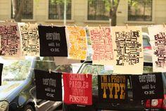 FUORI SALONE 2012 / cabaret typographie
