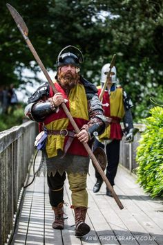 """""""Guardian of the bridge"""" at Eltham Palace with Peter Mills courtesy of ARW…"""