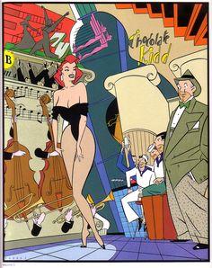 Daniel Torres - Comic noventero
