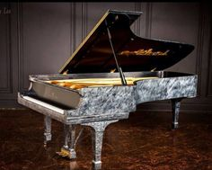 ICONNICK HARRY CONNICKS PIANO DESIGNED BY LYNX ALEXANDER