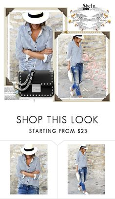 """""""sagabwa"""" by samra-sarma ❤ liked on Polyvore featuring WithChic and MICHAEL Michael Kors"""