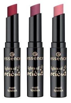 "essence trend edition ""lights of orient"" - Babsi´s Beauty Gossip"