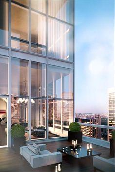 Baccarat Residences Penthouse, New York, N.Y.