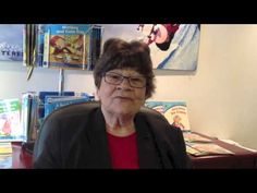 Joy Cowley - How She Came To Be A Children's Author - YouTube