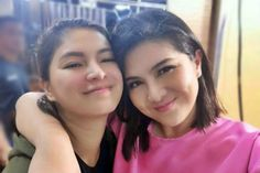 """Kadenang Ginto actress Dimples Romana revealed the reason why she feels """"bad trip"""" to her BFF award-winning actress Angel Locsin. Angel Locsin, Dimples, Stunts, Bff, Feels, Animation, Entertaining, Actresses, Celebrities"""