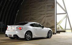 Toyota GT-86 White