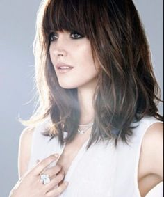 Picture result for long bob with bangs # picture result # long bob Fri .- Bildergebnis für Longbob mit Pony Frisur ideen – Picture result for long bob with bangs Hairstyle ideas – – Hairstyles ideas women - Medium Haircuts With Bangs, Long Bob Haircuts, Long Bob Hairstyles, Medium Hair Cuts, Hairstyles With Bangs, Medium Hair Styles, Short Hair Styles, Hairstyle Ideas, Medium Layered Hairstyles