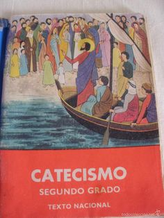 CATECISMO SEGUNDO GRADO TEXTO NACIONAL