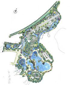 HOt spring resort DAZU phase2/ Chongqing China  (M_oplado 2014/ Metrostudio)