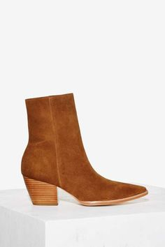 Exclusive Matisse Caty Suede Boot - Shoes