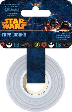 Star Wars Decorative Tape Works