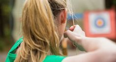 Learn how to teach your kids archery with one of the biggest first steps: eye dominance. Archery For Kids, Archery Lessons, Resume Skills, Outdoor Education, Field Day, Job Search, Teaching Kids, Parenting, Eyes
