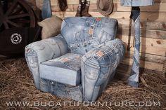 Jeans sofa Bugatti Furniture