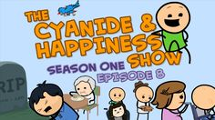 The Depressing Episode - S1E8 - Cyanide & Happiness Show