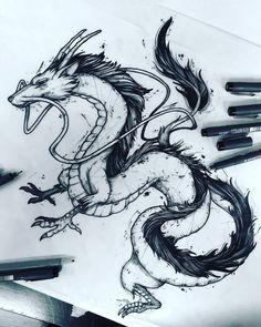 Some of Miyazaki drawings 🖤 - Tattoos Miyazaki Tattoo, Ghibli Tattoo, Cute Tattoos, Body Art Tattoos, Girl Tattoos, Tatuaje Studio Ghibli, Spirited Away Tattoo, Anime Tattoos, Dragon Tattoos