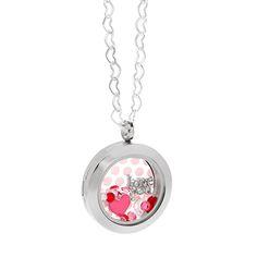 mini I love your  #locket #origamiowl #charms