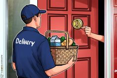 Largest Food Delivery Platform in Germany Integrates Bitcoin