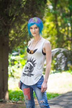 Life ia Strange : Chloe Price by LanaTemirova.deviantart.com on @DeviantArt
