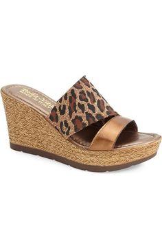 Bella Vita 'Formia' Sandal (Women) available at #Nordstrom