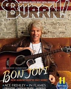Bon Jovi 80s, Jon Bon Jovi, Napalm Death, Crush Love, Metal Magazine, My First Crush, Ace Frehley, Cloud 9, Music Is Life