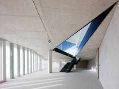 Municipal Auditorium of Teulada | Francisco Mangado & Associates; Photo: Juan Rodríguez | Archinect