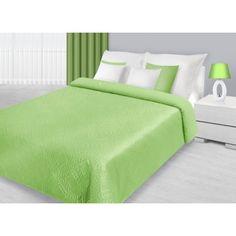 Luxusné prikrývky na manželskú posteľ v pistáciovej farbe Bed, Furniture, Home Decor, Decoration Home, Stream Bed, Room Decor, Home Furnishings, Beds, Home Interior Design