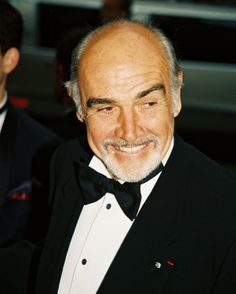 Sean Connery - sexiest old man ever!