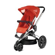 Quinny Buzz 3 Revolution Red