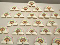 cupcakes,muffins decorados unicornio