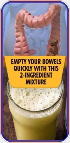 Empty Your Bowels In 2 Minutes With This 2 Ingredient Mixture – Diet Recipes Health Benefits, Health Tips, Health And Wellness, Health Facts, Health Fitness, Health Care, Gut Health, Fitness Tips, Wellness Shots