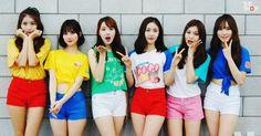 Kpop Girl Groups, Korean Girl Groups, Kpop Girls, Gfriend Lol, Gfriend Album, Summer Rain, Entertainment, G Friend, Friends Fashion