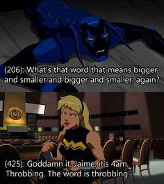 Wonderbeetle   ... Beetle #Jaime Reyes #Young Justice #Wonderbeetle #I think that counts