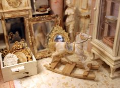 Miniature Dreams: American Miniaturist, February 2014