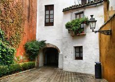Santa Cruz quarter in Seville