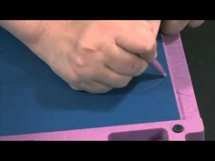 Embossing Boards for the Ultimate Crafter's Companion Pro