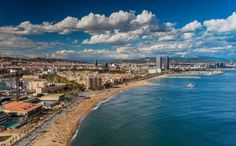 Sally Davies, our expert, offers a guide to 10 of the best places to eat in   Barcelona for traditional paella, seafood and tapas bars overlooking the   beach