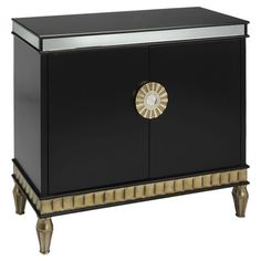 I pinned this Lady Brett Cabinet from the Hollywood Glamour event at Joss and Main!